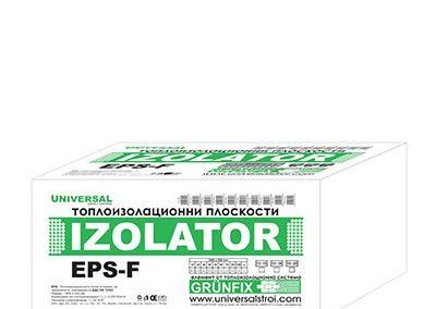IZOLATOR – EPS плоскости